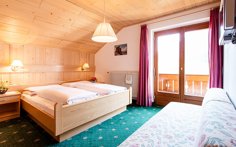 Double room Tuscherhof