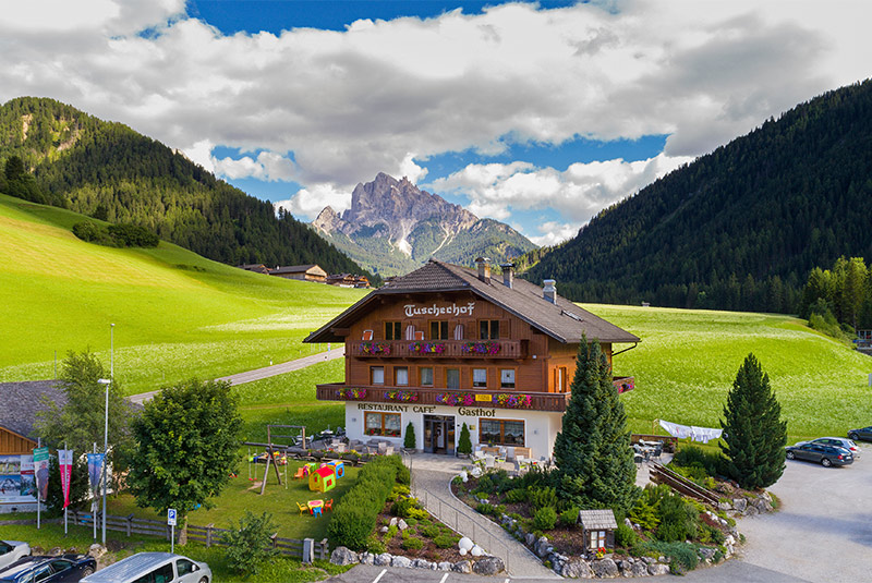 Hotel Tuscherhof at Braies
